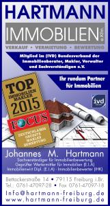 Anzeige Hartmann Online